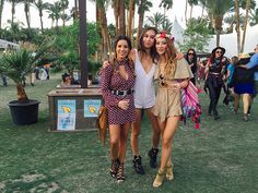 See the Best Style Shots From Coachella Weekend 1