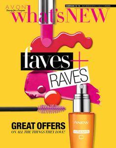 Avon What's New Campaign 18 2016 Brochure Online http://www.makeupmarketingonline.com/avon-whats-new-campaign-18-2016-brochure-online/