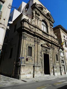 Church of Santa Maria della Grotta, Palermo - Sicily