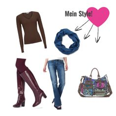 Herbstliches Outfit