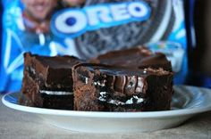 Goddess of Baking: Oreo Crunch Brownies