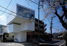 'on the cherry blossom' by a.l.x.  design orientate around the 2 nearby cherry blossom trees
