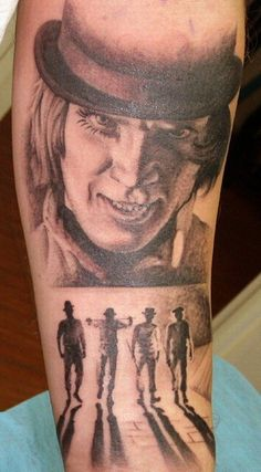 clockwork orange tattoos | Clockwork orange – Tattoo Picture at CheckoutMyInk.com