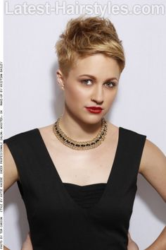 The Most Anticipated Short Hairstyles for Spring 2015