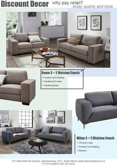 Modern Lounge Suites #couch #lounge #sofa #contemporary #modern #furniture Cheap Mattress, Corner Couch, Modern Furniture, Outdoor Furniture, Lounge Suites, Modern Lounge, Online Furniture Stores, Lounge Sofa, Recliner