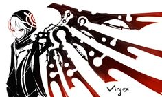 One wing - 30 mins doodle by ZephyraVirgox on deviantART