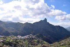 Visitar Pueblo de Tejeda y Roque Bentayga