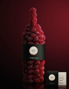 The Real WINE Gums, made in The Netherlands, are best ejoyed with an appetizer, with cheese or during a long flight, since they are for sale on all KLM planes. #interdema #luxuryfood #food #winegum #люкс