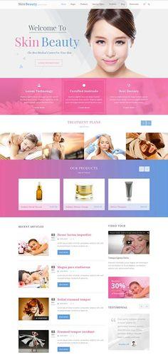 Skin-Beauty-Salon-WordPress-Theme