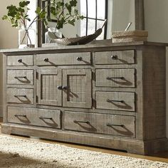 Darby Home Co Meadow 9 Drawer Dresser