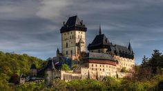 Karlstejn-castle- Czech