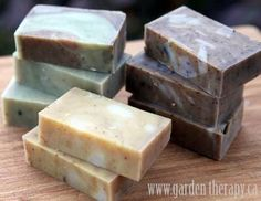 Handmade Soap | 39 DIY Christmas Gifts You'd Actually Want To Receive