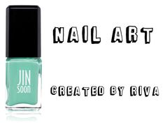 """Nail art"" by riva123 ❤ liked on Polyvore featuring Jin Soon"