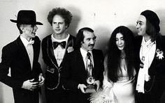 David Bowie, Simon and Garfunkel, and John and Yoko! my-greatest-hits