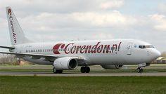 Boeing 737-800 Corendon.nl