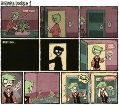 3SD PART 1 by Z-doodler