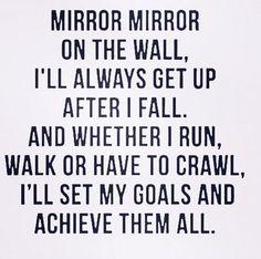 reach your goals....