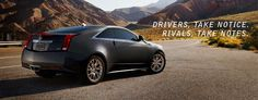 I fell in LOVE with an inanimate object!! Strating @ $39,000 -2013 CTS Luxury Coupe | Cadillac