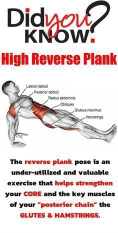 Pilates Workout Routine, Plank Workout, Gym Workout Tips, At Home Workouts, Workout Fitness, Fitness Exercises, Workout Body, Golf Exercises, Workout Challenge