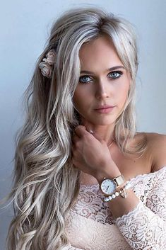 Summer beach blonde hair color : the ultimate blonde hair co Haircuts For Long Hair With Layers, Long Layered Haircuts, Long Hair Cuts, Straight Hairstyles, Summer Haircuts, Modern Haircuts, Short Haircuts, Beach Blonde Hair, Beauté Blonde