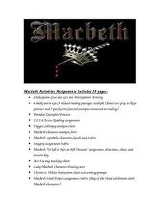 Macbeth final exam essay questions   fullexams.com