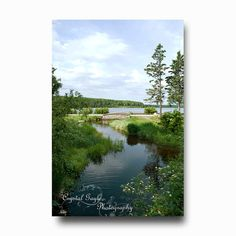 Wishing well picnic area in the Riding Mountain National Park. Very beautiful place.  Photo 2 shows this print as a 20x30 canvas. Photo 3 shows