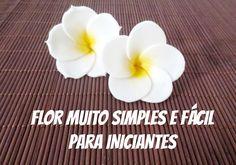 Flor MUITO MUITO SIMPLES e RÁPIDA p/ BOLOS - Perfeita p/ INICIANTES