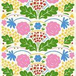 Marimekko fabrics - Buy online from Finnish Design Shop. Discover Unikko and other Marimekko fabrics for a modern home! Goods And Service Tax, Goods And Services, Textile Fabrics, Home Textile, Duty Free Shop, Marimekko Fabric, Lemon, Stuff To Buy, Design