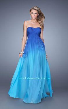 PROM DRESSES   La Femme Fashion 2015 - La Femme Prom Dresses - La ...
