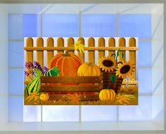 Butterfly Fairy, Glass Butterfly, Butterfly Flowers, Halloween Window Clings, Indoor Lights, White Wrapping Paper, Flower Window, Window Art, Painted Doors