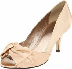 Amazon.com: Luichiny Women's Best One Yet Peep-Toe Pump: Luichiny: Shoes