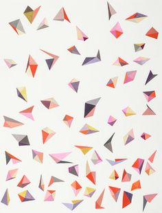 Saatchi Online Artist Jen Wink; Painting, Applied Relativity