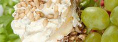 Preparazione Crema di formaggio alle noci: Amalgamate bene il Gorgonzola D.O.P. Gim a temperatura ambiente con il…