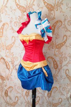 Wonderwoman steampunk?