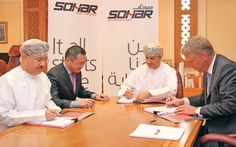 Chinese firm to invest $20mn in Sohar plant.. Read More..http://www.lohalive.com/#!/News/Chinese-firm-to-invest-20mn-in-Sohar-plant/250/2