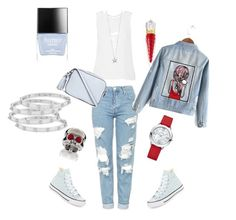 """""""Untitled #1"""" by tinkabella222 ❤ liked on Polyvore featuring Topshop, Alice + Olivia, BillyTheTree, Tory Burch, Converse, Chicnova Fashion, Anne Sisteron, Moschino, Fendi and Christian Louboutin"""