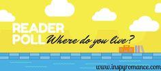 Reader Poll: Where do you live?
