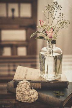 floralls:  Valentine`s Still Life by Rosana