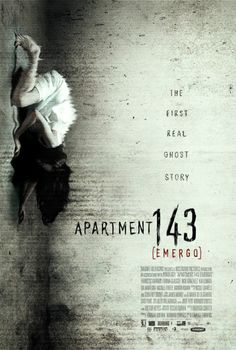 """Apartment 143 aka Emergo (3 stars) Another in the mockumentary genre of haunting/exorcism movies; this one is from Spain, though there is no need for subtitles because they speak English throughout. I liked it for the most part, but there wasn't enough (any?) followup on the spooks discovered on film and the ending was clearly unsatisfying. The """"Doctor"""" is a doofus and just about ruins the movie for me. Not great but watchable."""