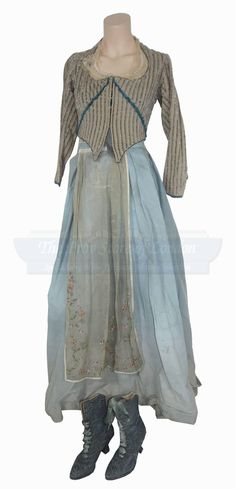 Sleepy Hollow - Christina Ricci - Katrina Anne van Tassel - movie dress - Costume designed by Colleen Atwood