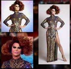 Trinity Taylor, Rupaul Drag, Drag Queens, Formal Dresses, Friends, Inspiration, Life, Fashion, Vestidos