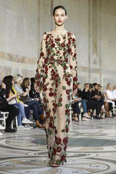 Giambattista Valli Fall 2017 Couture Paris