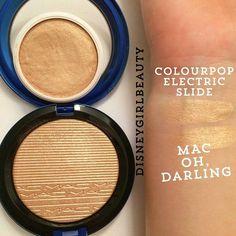 mac oh darling highlighter