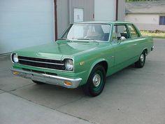 1969 AMC American 2 Dr Sport Sedan