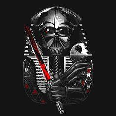 star wars x a sarcophagus? Darth Vader, Anakin Vader, Star Wars Darth, Anakin Skywalker, Walt Disney Pictures, Clone Wars, Starwars, Warrior Movie, Rock Poster