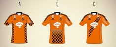 Nice Day Sports: French League Lorient 90-Years Anniversary Kit Vot...