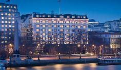 The-Savoy, London  www.fairmont.com
