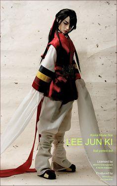 Реальные Вещи для BJD: Soul Doll & костюм - Ли Джун Ки