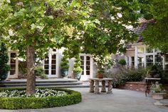 Rose Garden - traditional - Patio - Design Focus Int'l Landscape Architecture & Build