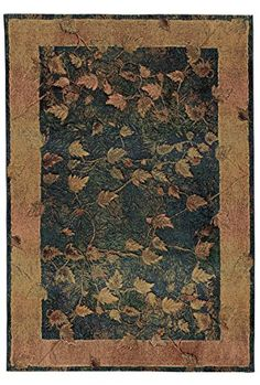 Oriental Weavers Kharma 349B4 Area Rug 53 x 76 *** Check out this great product.